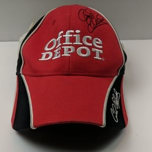 Office Depot Carl Edwards NASCAR baseball cap